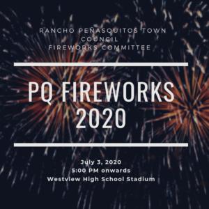 RPTC Fireworks WP 2020