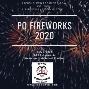 RPTC Fireworks2020