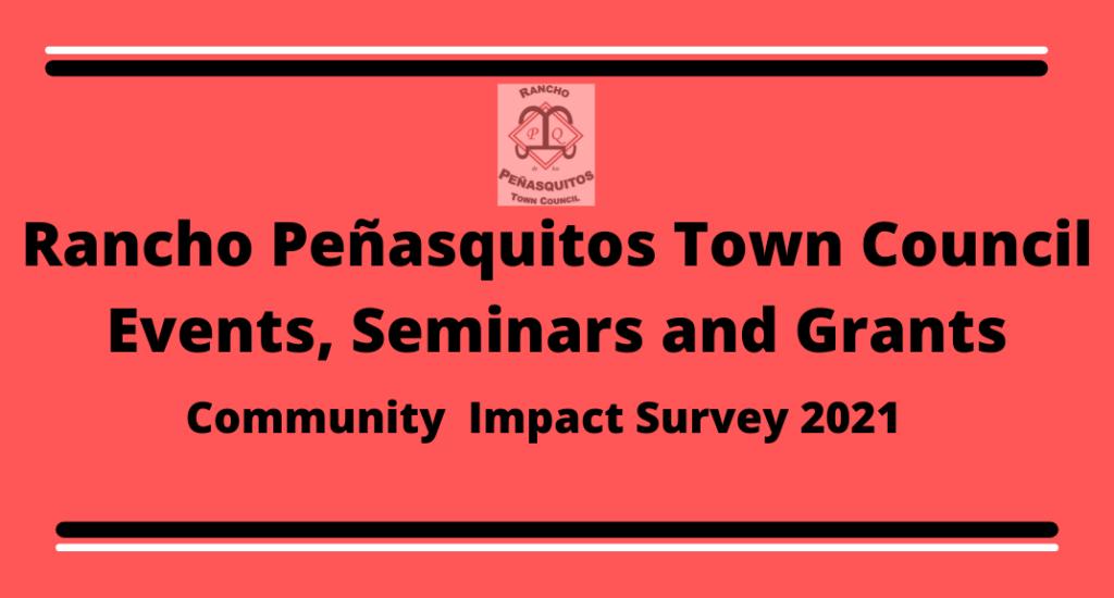 RPTC Community Impact Survey 2021
